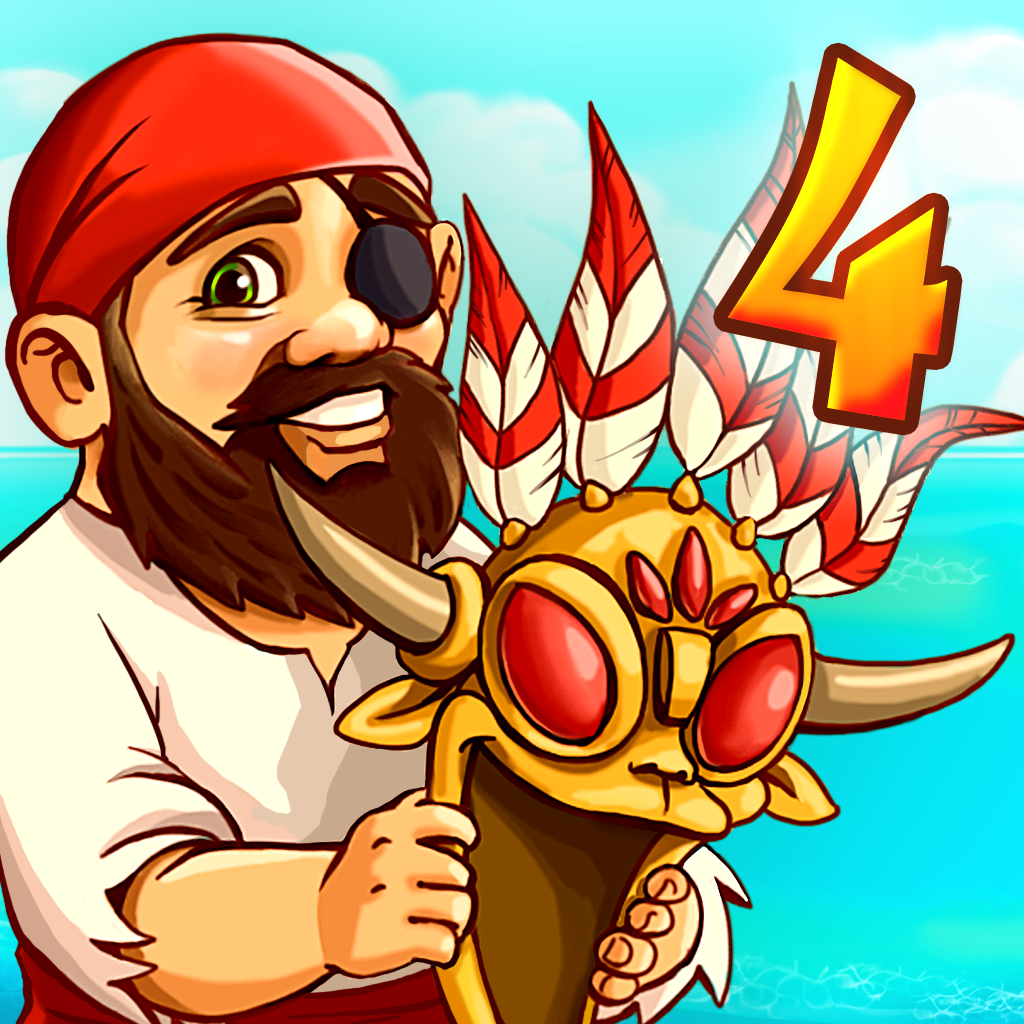 Island Tribe 4 HD (Premium) iOS